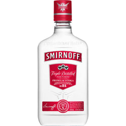SMIRNOFF VODKA 375ML.