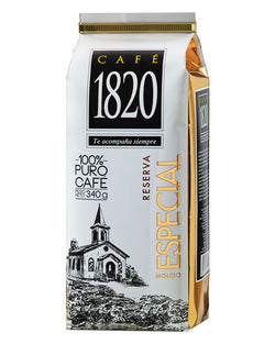 1820 COFFEE RESERVA SPECIAL 340G.