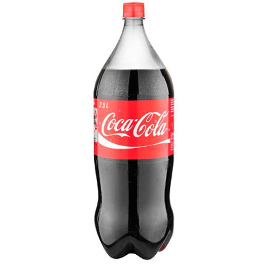 COCA COLA REG. RETURNABLE 2.5LT.