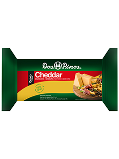 DOS PINOS CHEESE CHEDDAR BAR 225G.
