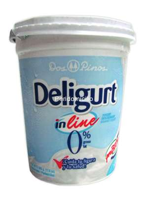 DOSPINOS DELIGURT IN-LINE NATURAL 125G.