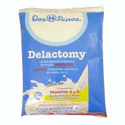 DOS PINOS DRIED MILK DELACTOMY 400G.