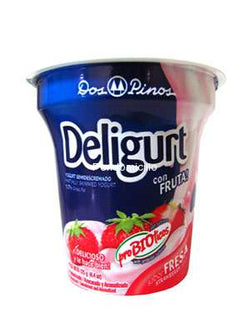 DOS PINOS DELIGURT IN LINE FRUITS 200ML.