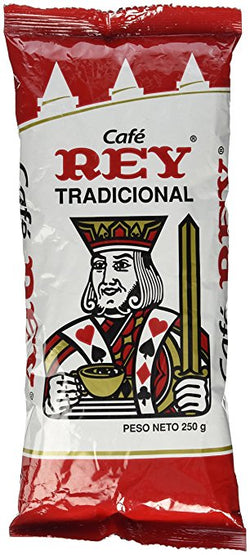 COFFEE REY TRADITIONAL 250G.