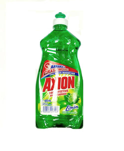 AXION LIQ. DISHWASHING FCO.400ML.