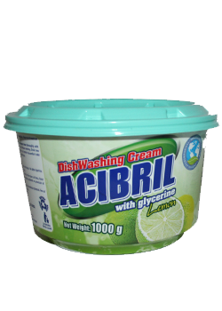 ACIBRIL DISHWASHING LEMON 270G.