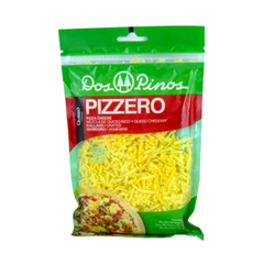 DOS PINOS CHEESE PIZZERO GRATED -225G.