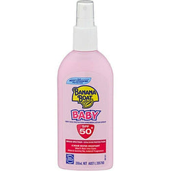 BANANA BOAT BABY SPF-50 236ML.