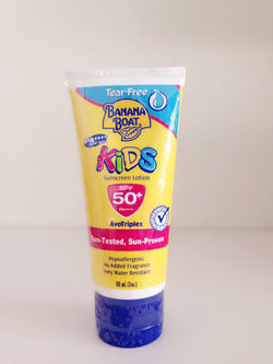 BANANA BOAT KIDS PROT F-50 118ML.