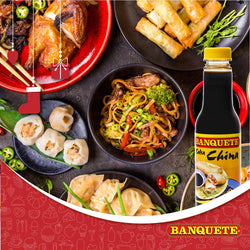 BANQUETE SAUCE CHINA 148ML.