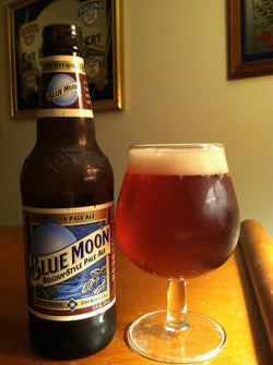 BEER BLUE MOON BOTTLE 355ML.