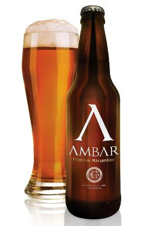 BEER ARTESANAL AMBAR 350ML.