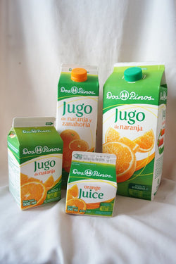 DOS PINOS ORANGE JUICE 1.8L