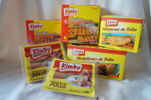 KIMBY PATTY CHICKEN BOX