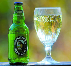 WOODCHUCK BEER GRANNY SMITH 355ML GREEN APPLE