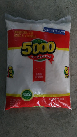 5000 WHEAT FLOUR 900G.