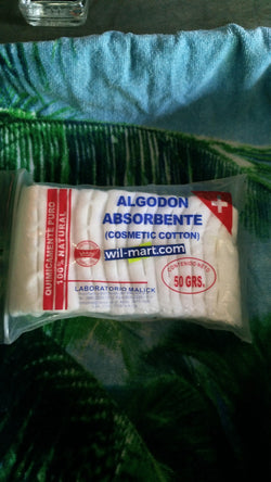 ABSORBENT COTTON 50 GRS