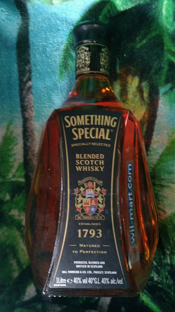 Something Special Blended Scotch Whiskey