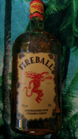 WHISKY FIREBALL RED HOT 700ML