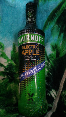 Vodka Smirnoff Electric Apple 750ml