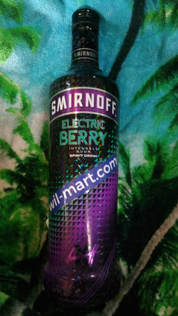 Vodka Smirnoff Electric Berry 750ml