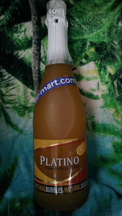 PLATINO ORANGE PLEASURES 750ML