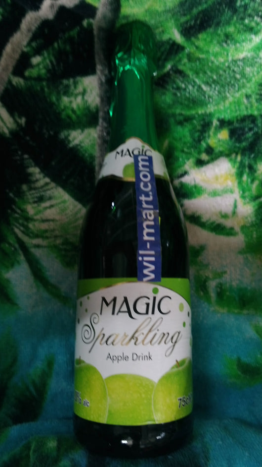 Magic Sparkling Apple Drink