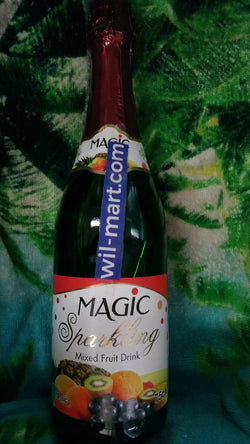 Magic Sparkling Mixed Fruit Drink
