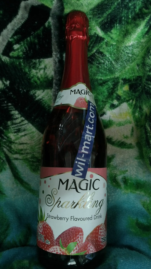 Magic Sparkling Strawberry Flavoured Drink