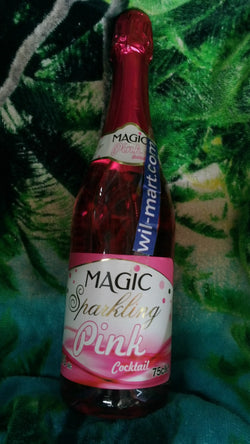 Magic Sparkling  Pink Cocktail 750ml