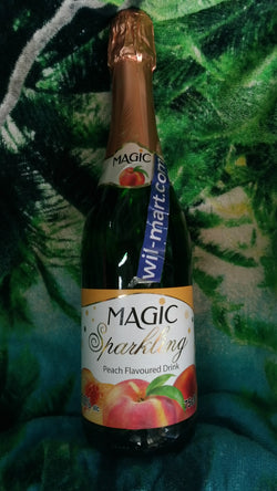 Magic Sparkling Peach Flavoured Drink 750ml