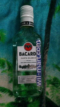 RON BACARDI CARTA BCA. 200ML.