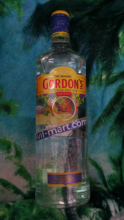 GORDON'S LONDON DRY GIN 750ML.