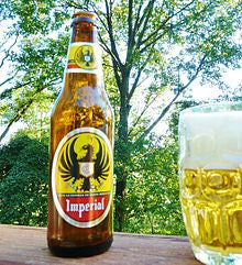 BEER IMPERIAL REGULAR BOTTLE 355 ML