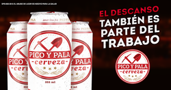 BEER PICO PALA 355ML.