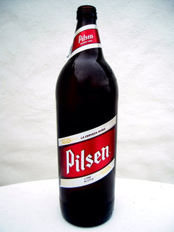 BEER PILSEN BOTTLE LITRO