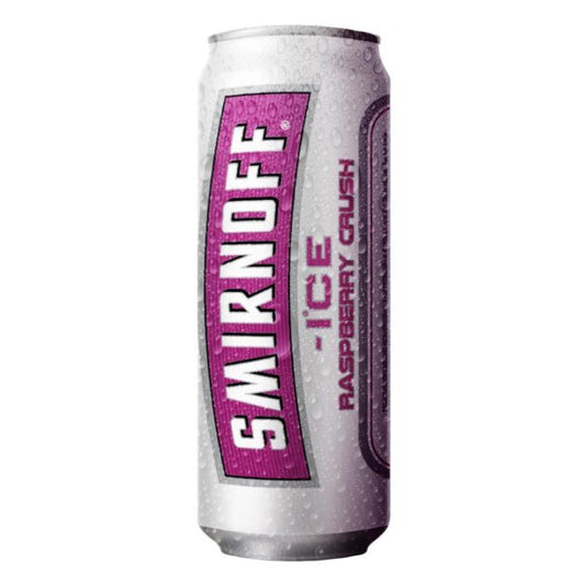 BEER SMIRNOFF ICE RASPBERRY CRUSH 350ML