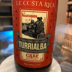 BEER ARTESANAL TURRIALBA 350ML.