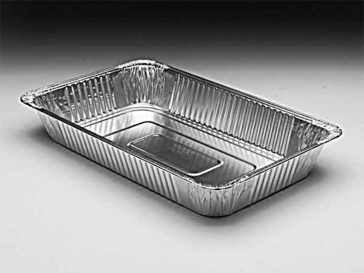 ALUMINUM COOKING TRAY H304-08