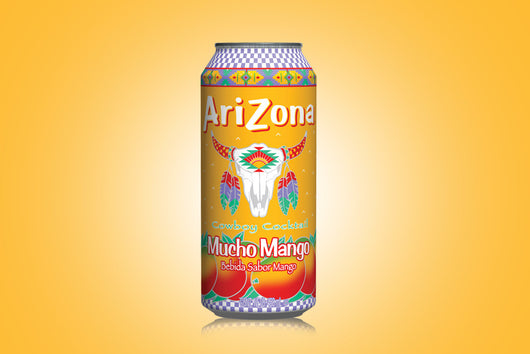 ARIZONA MUCHO MANGO 458ML.