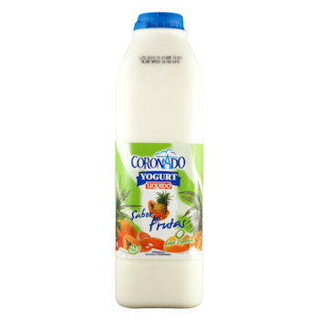 CORONADO YOGURT FRUIT 1LITRO
