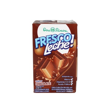 DOS PINOS FRESH MILK CHOCOLATE 250ML.