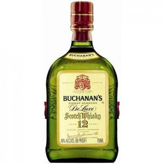 BUCHANAN'S 12YEARS 750ML.