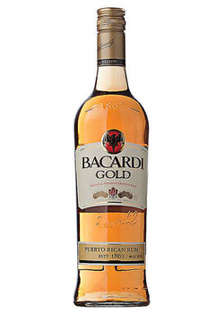 RON BACARDI GOLD 750ML.