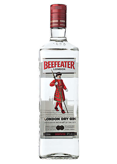 BEEF EATER DRY GIN 1 L