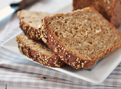 BROWN BREAD TOASTED 105G.