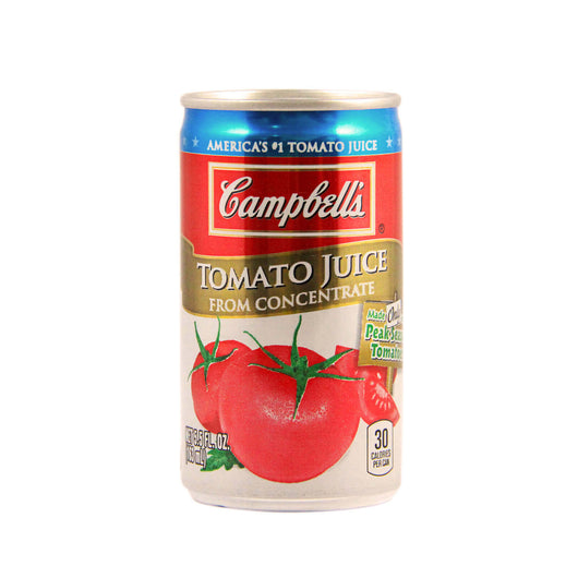 CAMPBELL'S TOMATO JUICE 163ML.