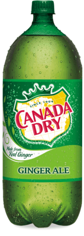 CANADA DRY GINGER ALE 3LT.