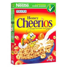 NESTLE CHEERIOS WHOLE WHEAT 340G