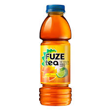 FUZE TEA SABOR LIMON 450ML.